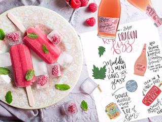 Popsicle Party featuring Belvoir Fruit Farms