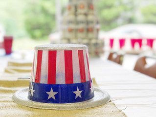 Inside Look: Vintage Patriotic Party