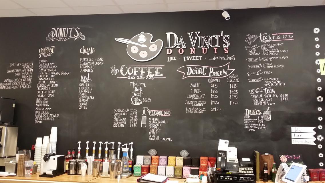Da Vinci's Donuts | Alpharetta, GA