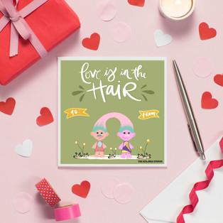 (FREE!) Trolls Valentine Card Printables