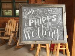 Phipps Wedding