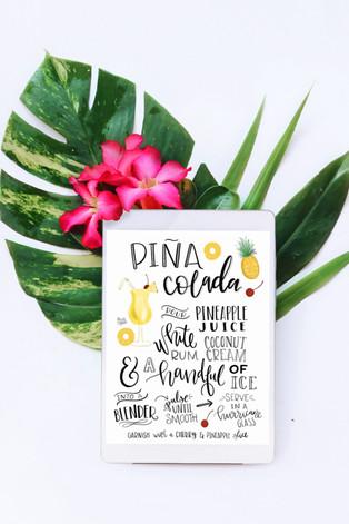 National Piña Colada Day! 🍹🍍