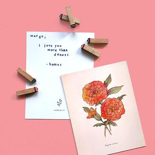 Valentine's Special: Postcards