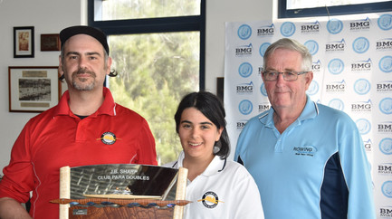 BRC takes home JB Sharp Para Trophy