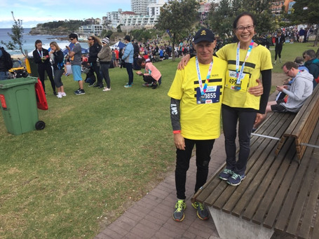 Tigers do City2Surf 2019