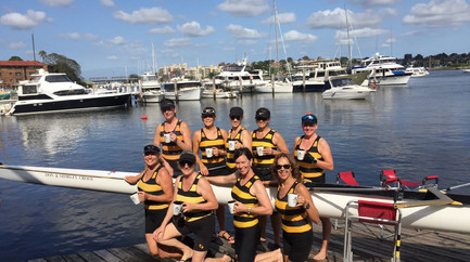 Balmain Rowing Club Regatta 2020
