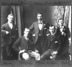 Balmain Regatta Maiden Fours 1896