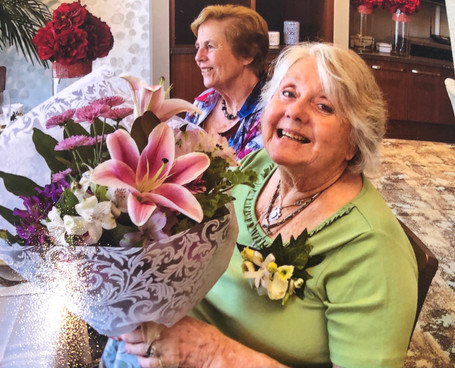 Happy 80th Birthday Lynette