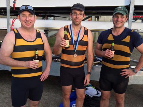 MMB 1x Bronze Medalist, Nick Mac