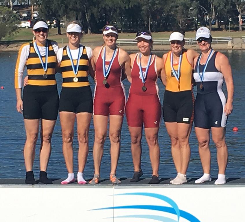WMB 2x Silver Medalists