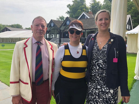 Ruby Sutherland makes history at Henley