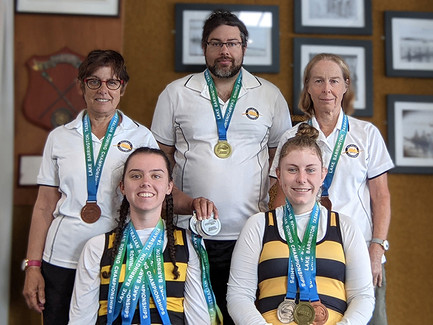 2021 Australian Rowing Championships Results