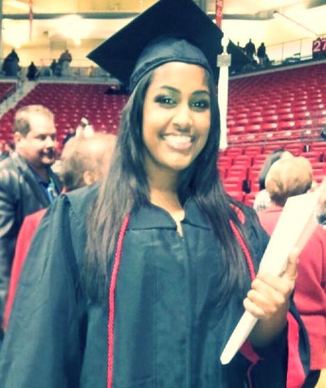 Spotlight on December Graduates: Sybil Thomas, '16 #VUHRDStory