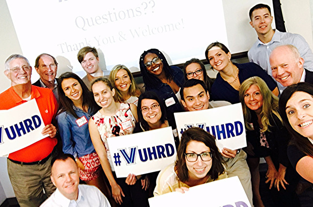 WELCOME TO THE NEW #VUHRD CORNER BLOG!