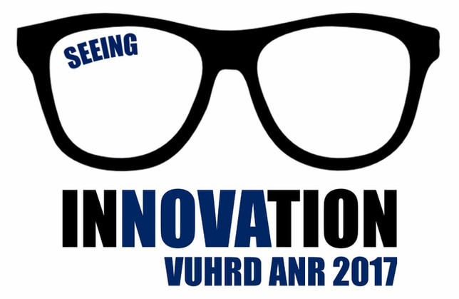 Seeing Innovation | VUHRD ANR 2017 | March 21, 2017