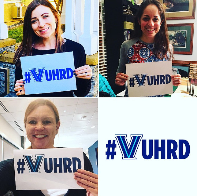 Introducing the current VUHRD Online Student Advisory Council!