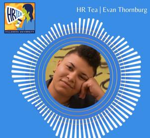 Understanding Intersectionality with Evan Thornburg | #VillanovaHRTea