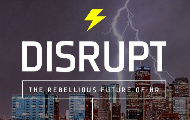 Have you heard of DisruptHR?