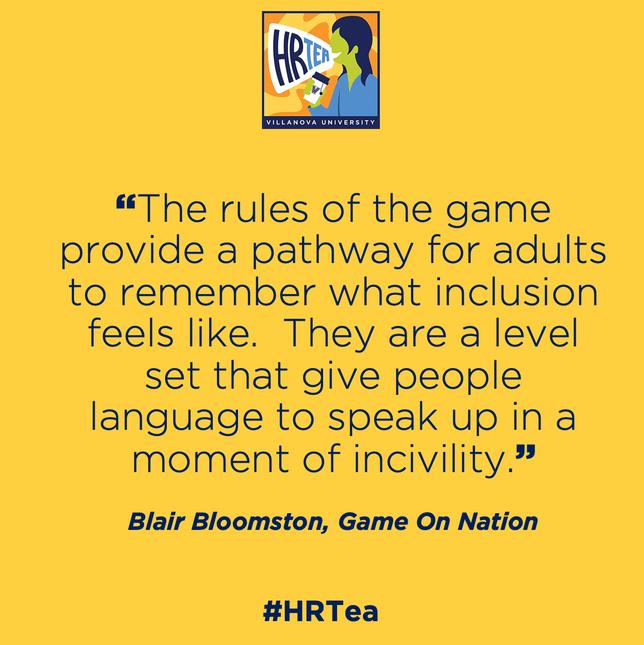 The Power of Play | #HRTea