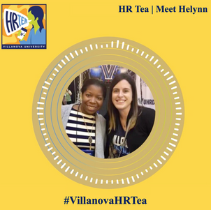 Meet Helynn Nelson, new HR Tea Co-Host | #VillanovaHRTea