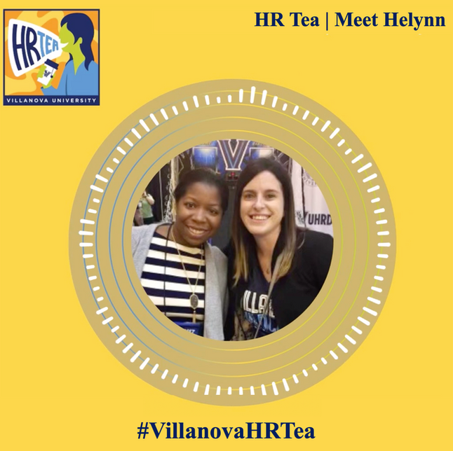 Meet Helynn Nelson, new HR Tea Co-Host | #VillanovaHRTea
