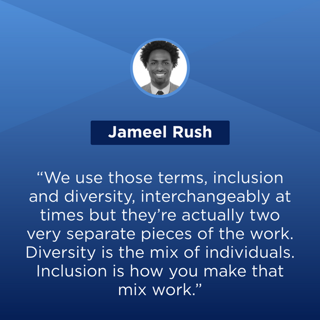 Inclusion & Diversity: A Multi-View Discussion Featuring Industry Leaders