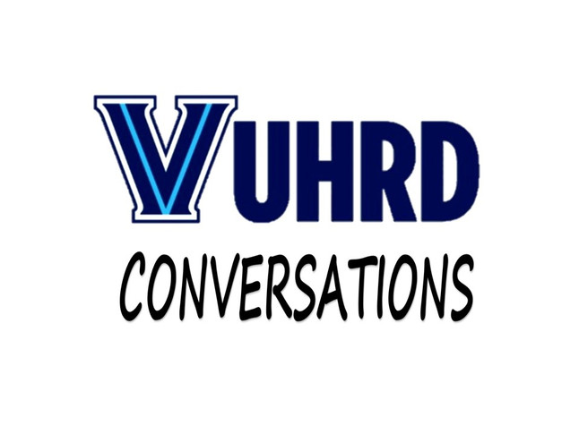 #VUHRDConversations: A conversation with Director, Dr. Gerry Brandon
