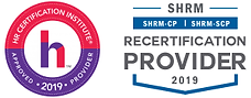 SHRM and HRCI seals 2019.png