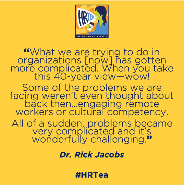 Insights from 40 years of I/O Psychology Research | #HRTea