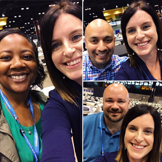 Lessons from SHRM18 Bloggers | #HRTea