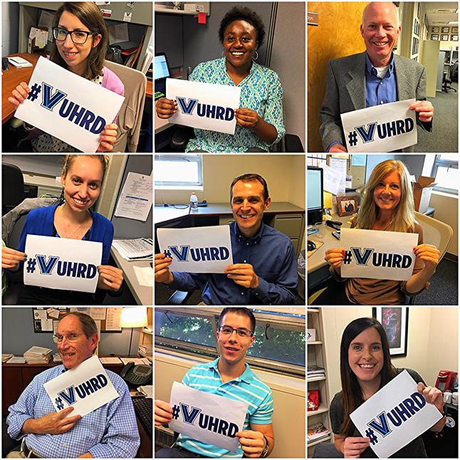 Show us your #VUHRD Community Pride!