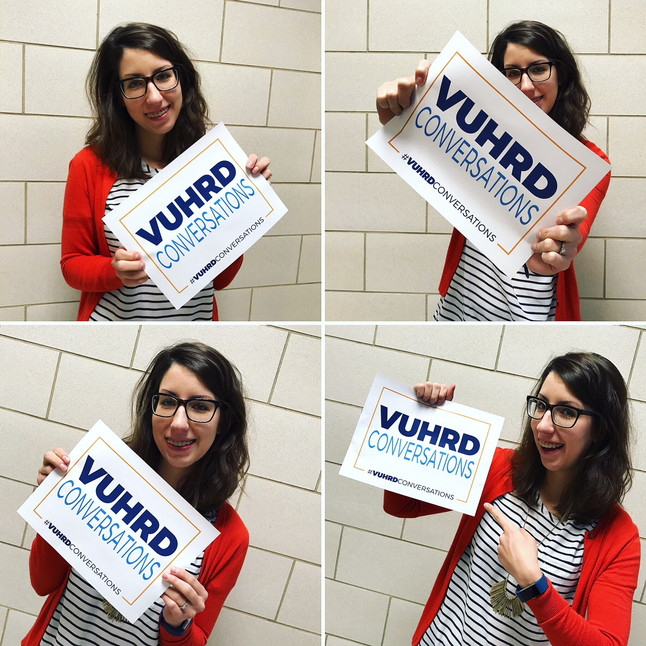 #VUHRDConversations: A Discussion for New & Prospective HRD Students with Shea Mazar