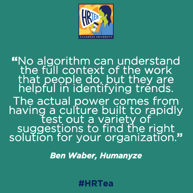 Wearable Technology & People Analytics | #HRTea