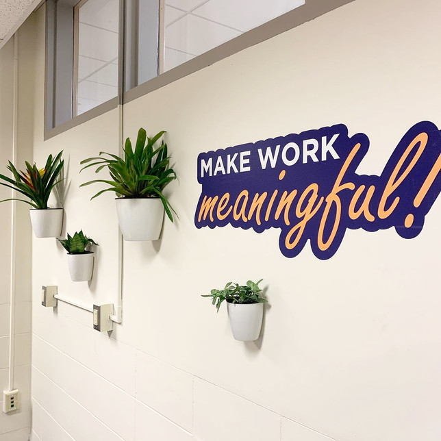 """How """"Getting Green"""" at Work is Good for Employees"""