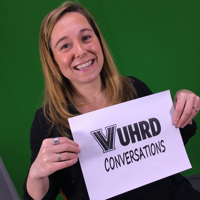 #VUHRDConversations: A Conversation with Dr. Katina Sawyer