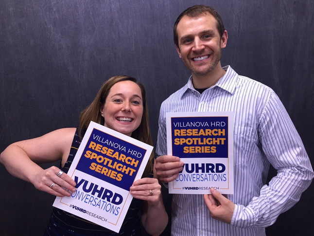 #VUHRD Research Spotlight Series | Gender non-conformity and the modern workplace