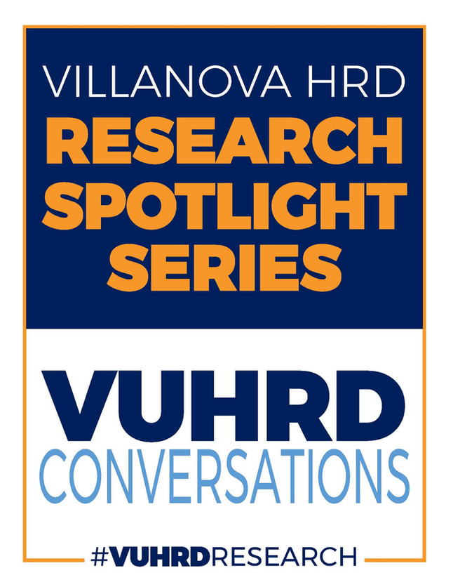 #VUHRD Research Spotlight Series | #VUHRDConversations with Dr. Sawyer & Dr. Thoroughgood on Who