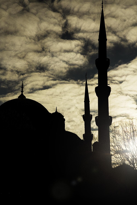 Blue Mosque, Istambul, Turquia