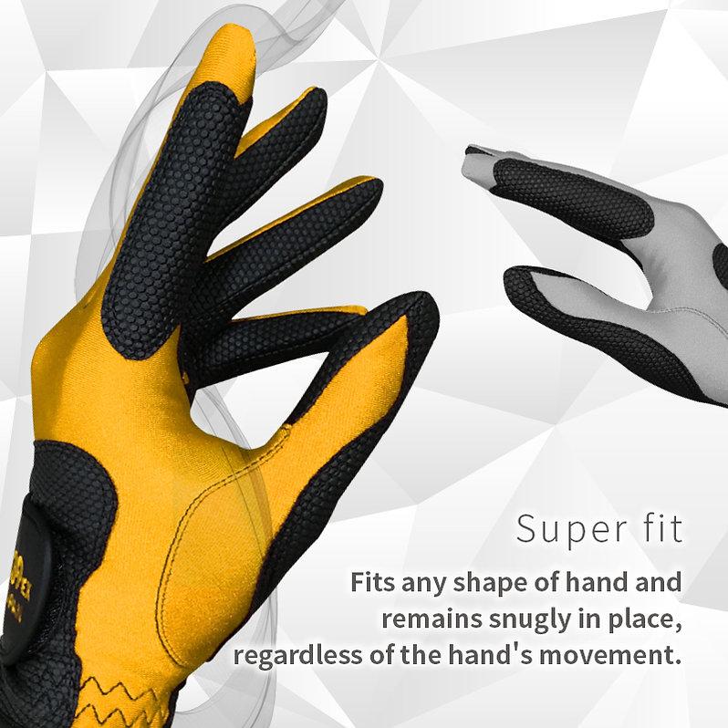 Fit39 Glove: Super fit