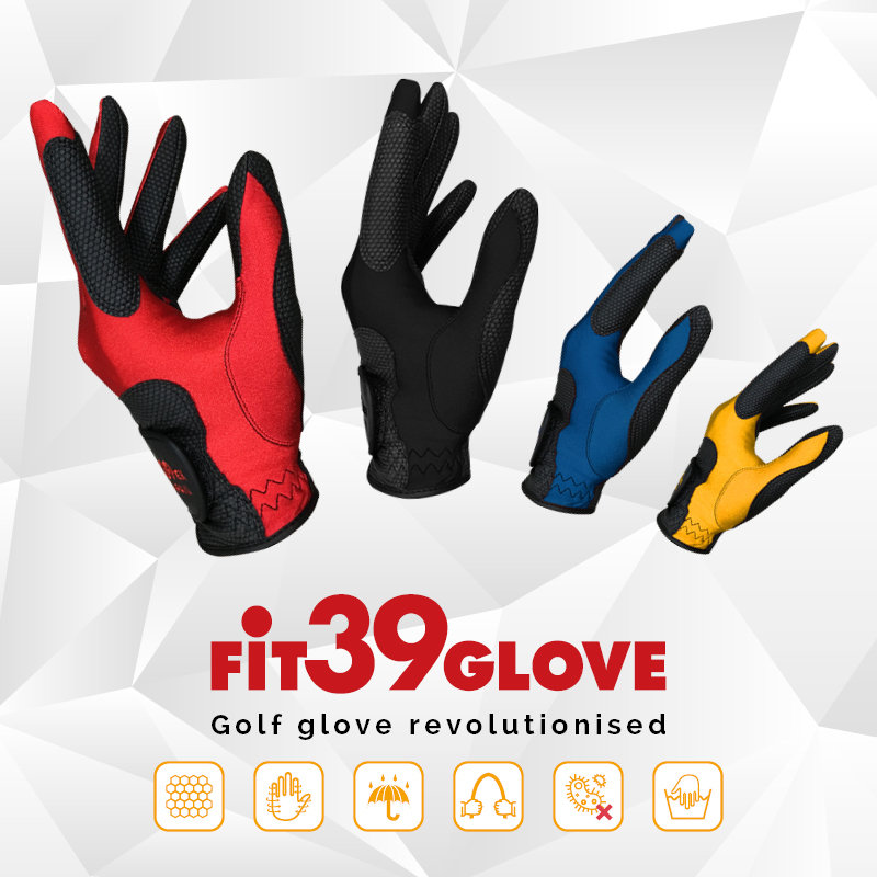 Fit39 Official Site - Golf goves revolutionised