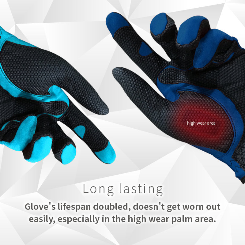 Fit39 Glove: Long lasting