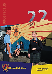 Front Page from HHS Prospectus 2022.png