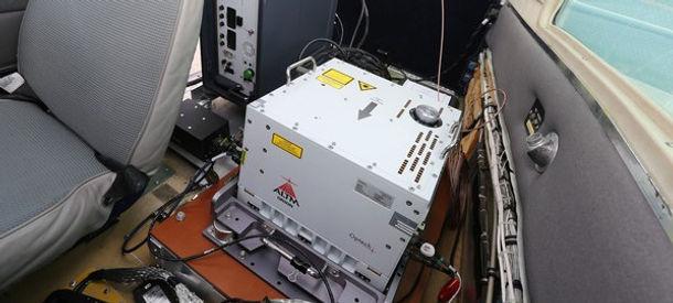 Bluesky Orion LiDAR system