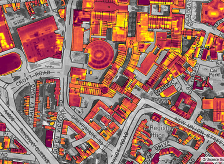 Bluesky to map energy wastage from homes across Britain's cities