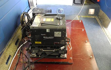 Optech LiDAR system