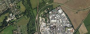 EAASI aerial photo