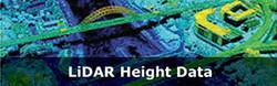 LiDAR Height Data