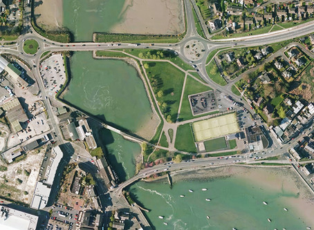 Bluesky Aerial Photomap Definitive Information Resource for Irish Council