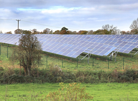 Bluesky Helps UK Government Research into Viability of Solar Energy to UK PLc