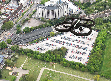 Bluesky Announces Prototype UAV Flight Restriction Map